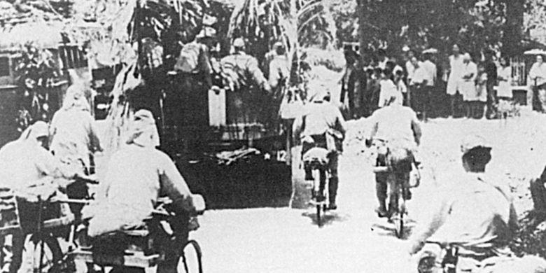 Ekonomi Perang Di Masa Pendudukan Jepang Halaman All Kompas Com