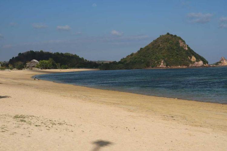 Lokasi 3 Pantai Kuta Mandalika