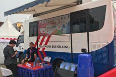 Ini Lokasi Layanan SIM Keliling di Jakarta Selama Masa PSBB Transisi