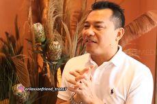 Anang Hermansyah Buka Suara soal Kehadiran Jokowi dan Prabowo di Pernikahan Aurel