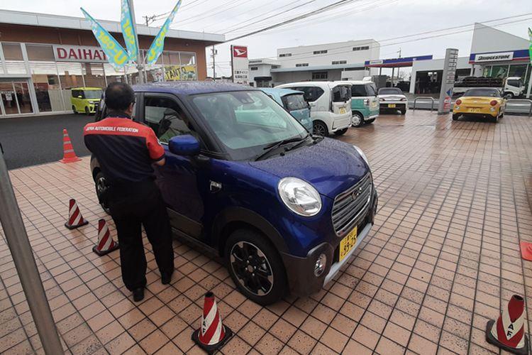 Daihatsu latih para lansia berkendara aman di Jepang