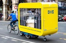 Sleeping Pods, Cara IKEA Ubah Pendapat Orang Paris Soal Tidur Siang
