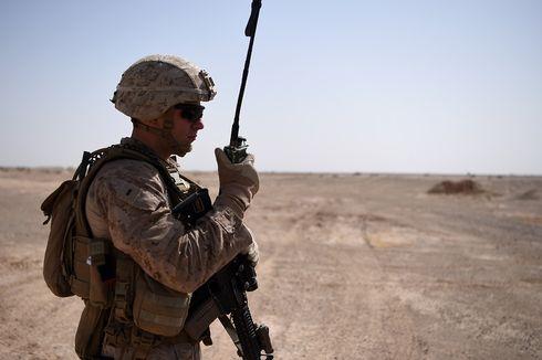 Sosok Berkostum Prajurit Afghanistan Sempat Bertengkar Sebelum Bunuh 2 Tentara AS