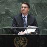 Presiden Brasil Jair Bolsonaro Sebut Virus Corona sebagai