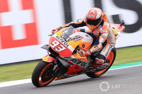 Marquez Sebut Rival Beratnya di MotoGP Aragon