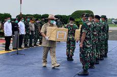 Lewat Telpon, Menhan Prabowo dan Menhan China Bahas Penanganan Covid-19 dan Kerja Sama Angkatan Bersenjata