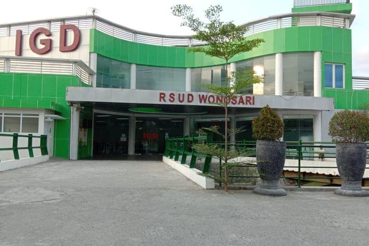 RSUD Wonosari, Gunungkidul