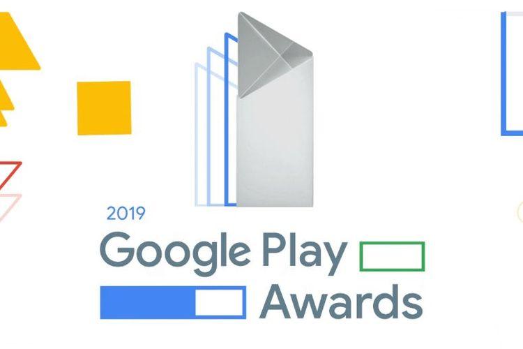 Ilustrasi Google Play Awards 2019