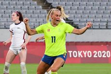 Preview Semifinal Sepak Bola Putri Olimpiade, AS Vs Kanada dan Australia Vs Swedia