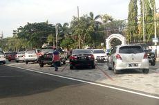 Fungsi Trotoar Dioptimalkan, Ruang Parkir di Surabaya Dibikin di Tengah Jalan