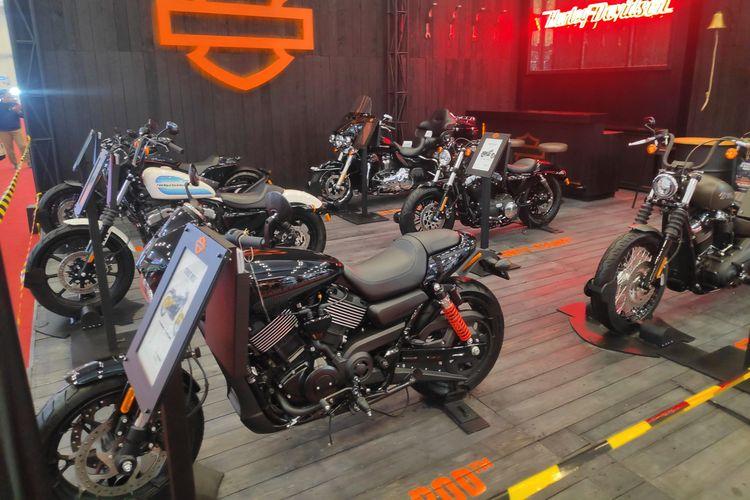 Harley Davidson di GIIAS 2019