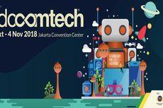 Ragam Program Menarik Hadir di Indocomtech 2018