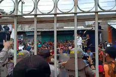Demo Tolak Pilkada Tasikmalaya Ricuh Lagi, Polisi dan Pedemo Luka-luka....