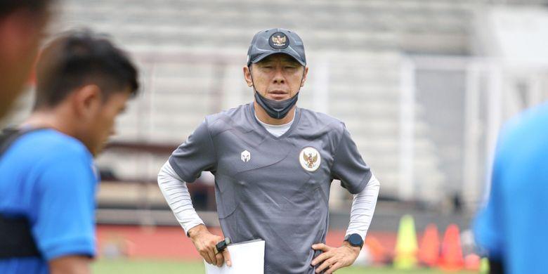 Parah! Misi Shin Taeyong di Piala Menpora 2021