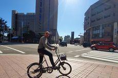 Menikmati Sepeda dan Nyasar di Kota Kecil Jepang, Kanazawa