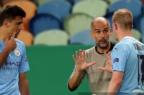 Satu Permintaan Pep Guardiola Jelang Man City Vs PSG di Liga Champions