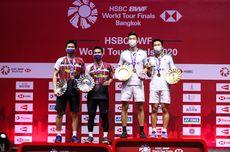 HSBC Masih Bersama Federasi Bulu Tangkis Dunia