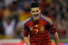 David Villa Akui Hampir Perkuat Real Madrid, tetapi...