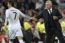 Balasan Telak Ancelotti soal Kabar Real Madrid Tertarik Pulangkan Ronaldo