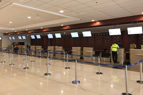 Sudah Beroperasi, Terminal Penumpang YIA Baru 6 Persen Terbangun