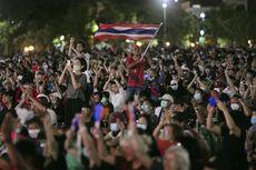 Demo Thailand Minta PBB Bantu Hapus UU Pencemaran Nama Baik Kerajaan