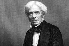 Biografi Tokoh Dunia: Michael Faraday, Bapak Listrik