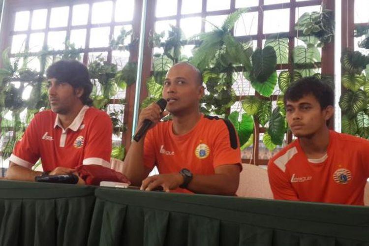 Pelatih Persija Jakarta Stefano