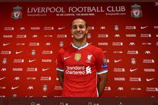 Kata-kata Pertama Thiago Alcantara Setelah Resmi Berseragam Liverpool