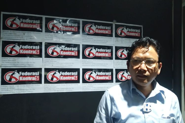 Wakil Ketua LPSK Edwin Partogi Pasaribu