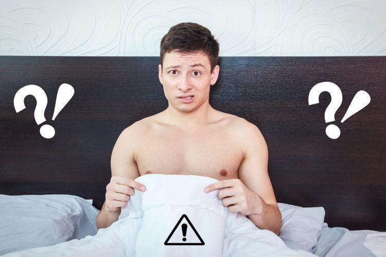 Ilustrasi disfungsi seksual