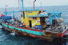 3 Kapal Maling Ikan Kembali Ditangkap di Laut Natuna