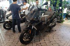 Simak Pilihan Skutik Bongsor 250 cc Hingga 400 cc