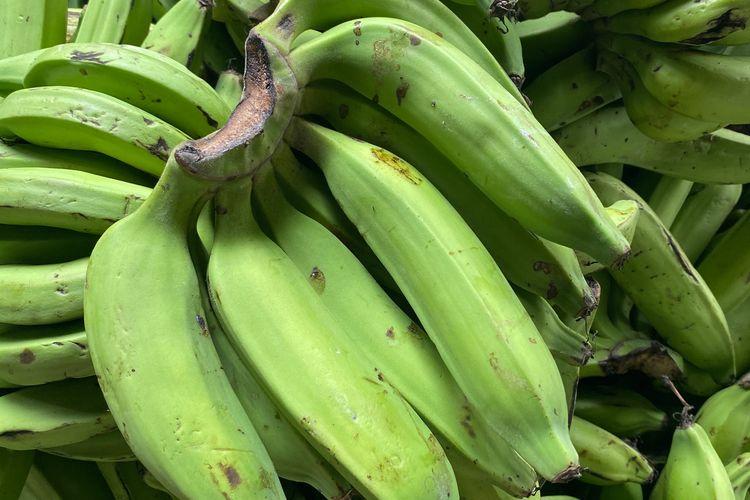pisang nangka.
