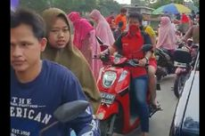 [POPULER JABODETABEK] Physical Distancing Tak Terlaksana, Warga Padati Pasar | Penumpang Tanpa Masker Dilarang Masuk Stasiun