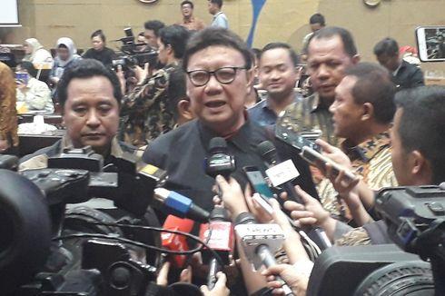Mendagri: Pemerintah Setuju Pengesahan Revisi UU MD3 demi Keterwakilan yang Adil dan Proporsional