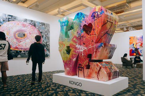 Pameran Seni di Jakarta, Art Moments 2020 Hadir dengan 50 Galeri Seni