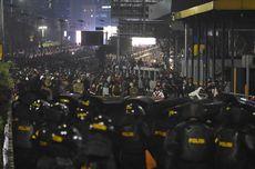 LBH Sebut Terima 390 Aduan Tindakan Sewenang-wenang Aparat dalam Aksi #ReformasiDikorupsi 2019