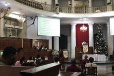 Cerita Jemaah Gereja Immanuel, Ibadah Natal Tetap Khidmat meski di Tengah Pandemi