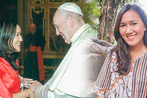 Agatha Lidya, Satu-satunya Wakil Indonesia dalam Pembukaan Sinode di Vatikan