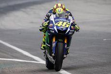 Rossi Tetap Turun pada Seri Terakhir di Valencia