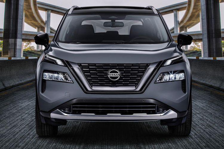 Nissan X-Trail Rogue 2021