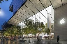 Apple Store Singapura Buka Lagi 24 Juni