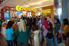 Libur Pemilu, Mal di Jakarta Ramai Diserbu Peminat Promo