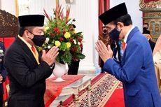 Gara-gara Ini, Dirut Telkom Dapat Penganugerahan Bintang Jasa Nararya dari Presiden Jokowi