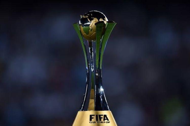 Trofi Piala Dunia Antarklub.