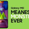 Samsung Pamer Galaxy M51, Calon Ponsel Baru dengan Baterai