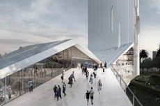 Konsep Masa Depan Sekolah Arsitektur Ada di Dubai