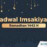Jadwal Imsak Jambi Selama Puasa Ramadhan 2021