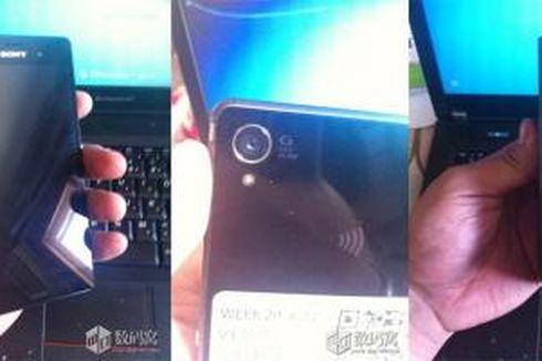 Sony Xperia Z3 Mirip Galaxy Note?