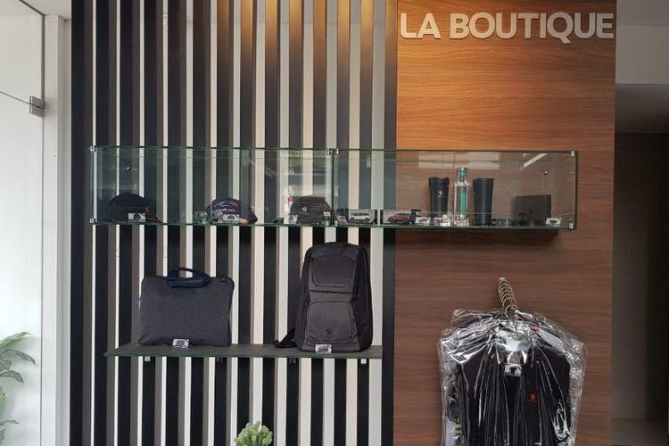 Peugeot La Boutique